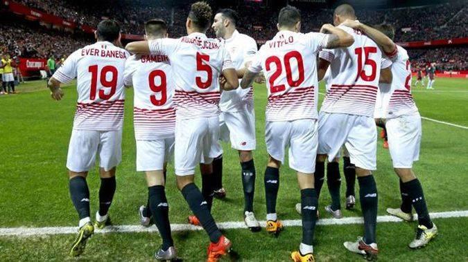 Champions: un gol de Nasri en Zagreb despeja el camino del Sevilla hacia octavos (0-1)