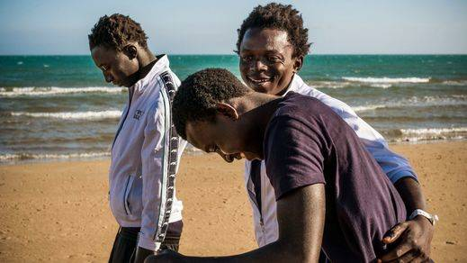 Unicef denuncia una cifra record de niños no acompañados cruzando el Mediterráneo