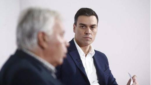 Sánchez condena el escrache a González dando un rodeo