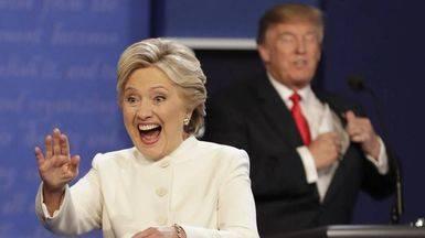 Trump pierde tambi�n el tercer debate y lanza una bomba: no aceptar�a los resultados de las elecciones