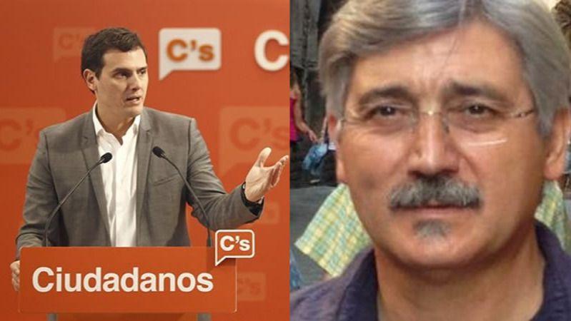 Un ex compañero de Albert Rivera crea la versión de izquierdas de Ciudadanos: Centro Izquierda Nacional