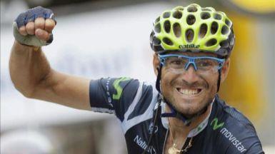 'Eterno' Valverde, con 36 años: uno de los mejores ciclistas españoles de la historia renueva con el Movistar hasta 2019