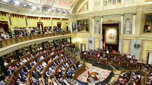 El Congreso aprueba disminuir la duración y el coste de la campaña en caso de repetición electoral
