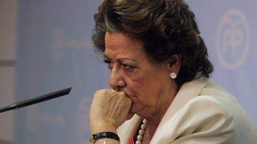 Sigue el 'via crucis' para Rita Barberá: el Tribunal Supremo la cita a declarar como investigada