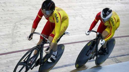 Las chicas siguen dando alegrías al deporte español: Calvo y Casas, plata en los Europeos de ciclismo