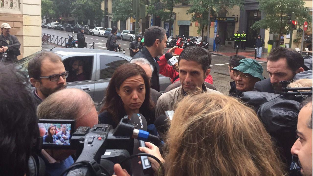 >> El PSOE llega desgarrado al Comité Federal que marcará su futuro para los próximos años