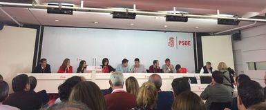 >> El PSOE llega desgarrado al Comit� Federal que marcar� su futuro para los pr�ximos a�os