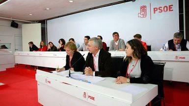 Pepe Blanco, encargado de organizar la reuni�n del Comit� Federal.