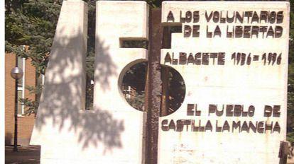 Tres días de homenaje a las Brigadas Internacionales en Albacete, 'su capital', con motivo del 80 aniversario de su llegada