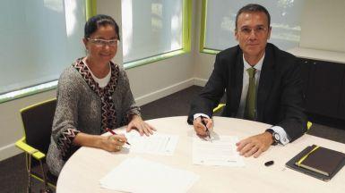 Bankia apoya con 9.500 euros el programa de Empleo Stela de la Fundaci�n S�ndrome de Down de Madrid