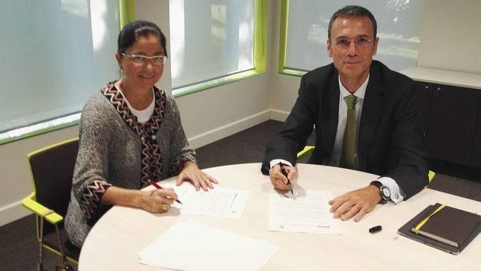 Bankia apoya con 9.500 euros el programa de Empleo Stela de la Fundación Síndrome de Down de Madrid