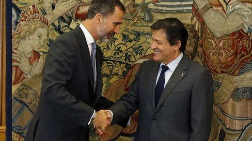 Javier Fernández prefiere no adelantar acontecimientos: elude hablar de reprimendas para quien se salte la disciplina de voto