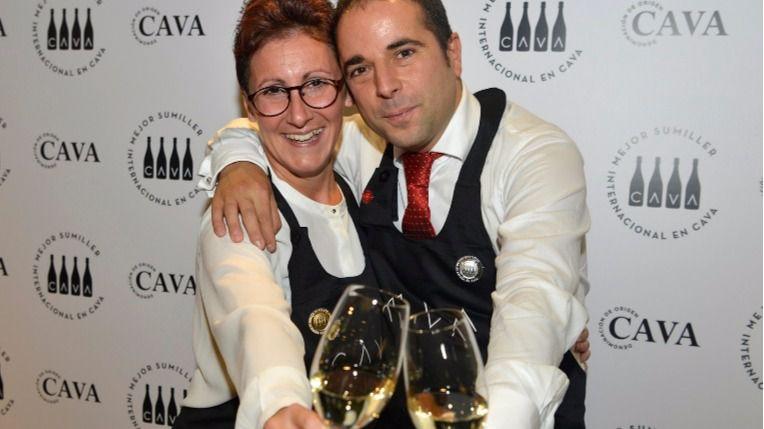 Marta Burgos representará a la Comunidad de Madrid en el concurso 'Mejor Sumiller Internacional en Cava'