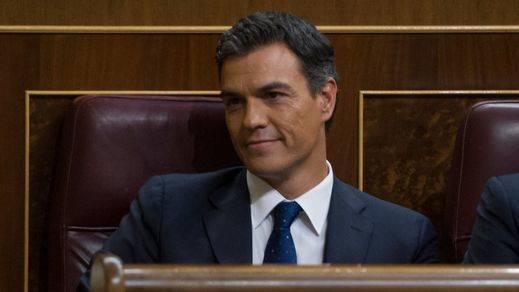 > Sánchez avanza sólo un 'no' a Rajoy: