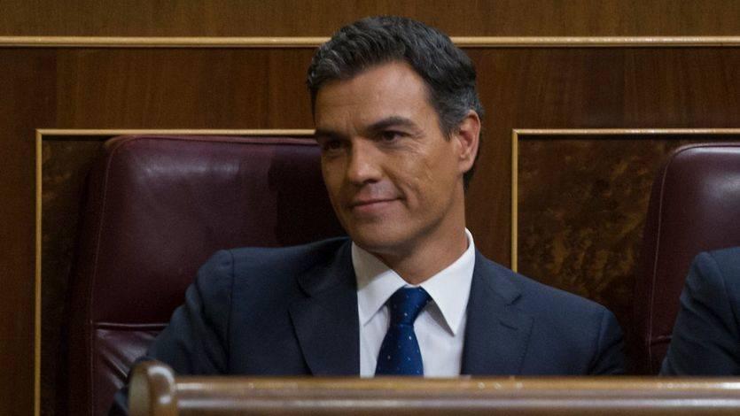 > Sánchez avanza sólo un 'no' a Rajoy: 'El sábado será otro día'