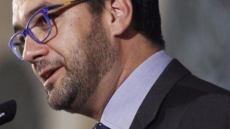 Así será el discurso de Hernando para justificar el giro del 'No es No' a la abstención del PSOE
