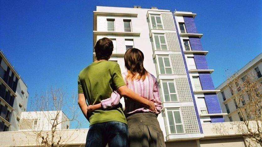 Las hipotecas subieron un 6,4% en agosto y retornan de nuevo a terreno positivo