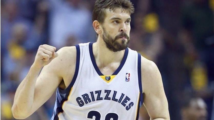 NBA/ÑBA: Marc Gasol y Sergio Rodríguez brillan en sus respectivos estrenos con Grizzlies y Sixers