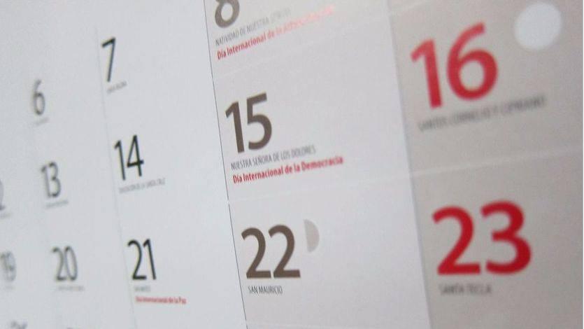 Calendario laboral de Castilla y León 2017: la fiesta de la Comunidad se pasa al 24 de abril