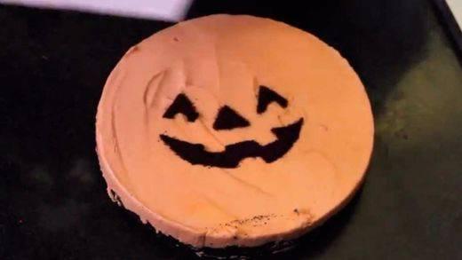 La receta más terroríficamente sabrosa: cheesecake de Halloween