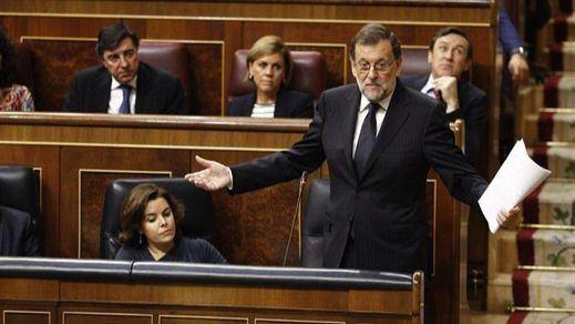 Se cumple el guión y el Congreso rechaza la investidura de Rajoy en primera votación