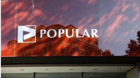 Banco Popular prevé unos ahorros anuales de 175 millones a partir de 2017