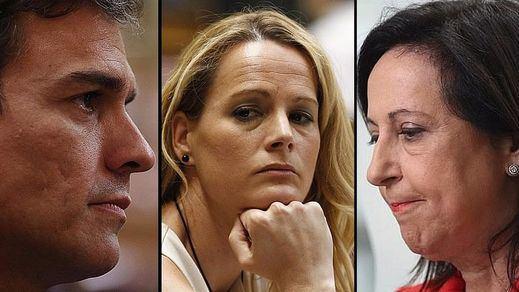 Éstos son los diputados socialistas que desafiarán a la gestora y votarán contra Rajoy este sábado
