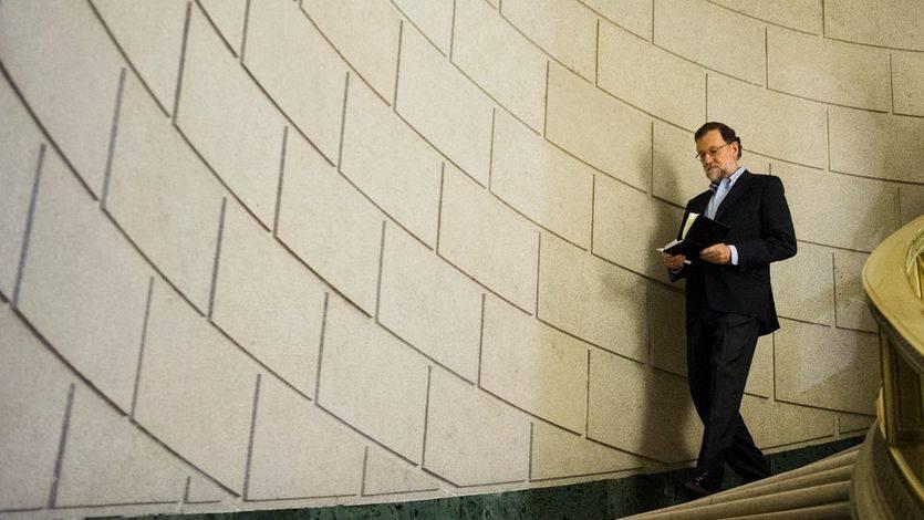 Así se despidió Rajoy de sus ministros en funciones