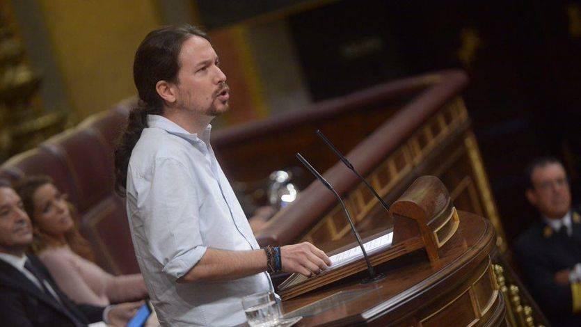 Pablo Iglesias asegura que la 'humillación' del PSOE abre el 'epílogo' de Mariano Rajoy