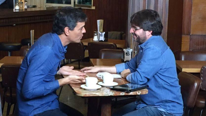 Sánchez denuncia presiones de 'El País' y empresarios para no pactar con Podemos: 'Éstas son las consecuencias'
