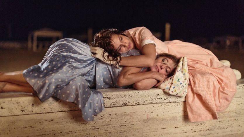 Pleno italiano en la Seminci: 'Locas de alegría' y sus protagonistas ganan los premios más importantes