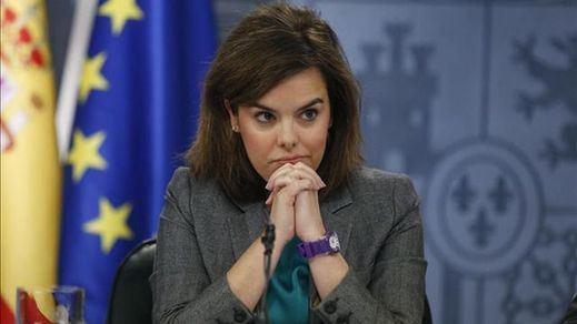 Lo que Rajoy hará con Soraya Sáenz de Santamaría: (casi) todos coinciden