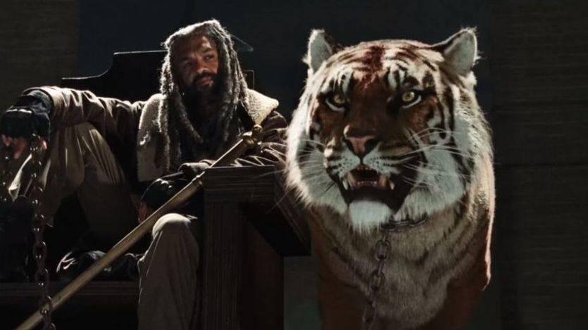 'The Walking Dead': todo lo que ocurrió en el 7x02 con la llegada del rey Ezekiel