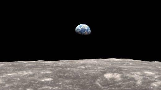 Una nueva teoría explica por qué la Luna está donde está