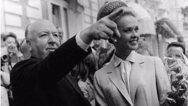 Alfred Hitchcock, acusado de acoso sexual