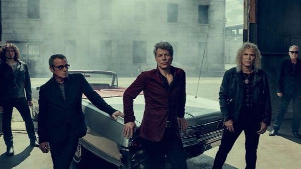 El eterno Bon Jovi vuelve a atacar con el mejor rock: el viernes sale a la venta un nuevo disco