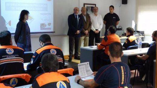 La Escuela de Protección Ciudadana desarrolla el primer curso sobre el Plan Especial ante el Riesgo Radiológico en Castilla-La Mancha