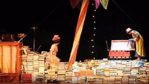 Teatro de Malta revive con 'Alegría' a la inmortal Gloria Fuertes en Cuarta Pared
