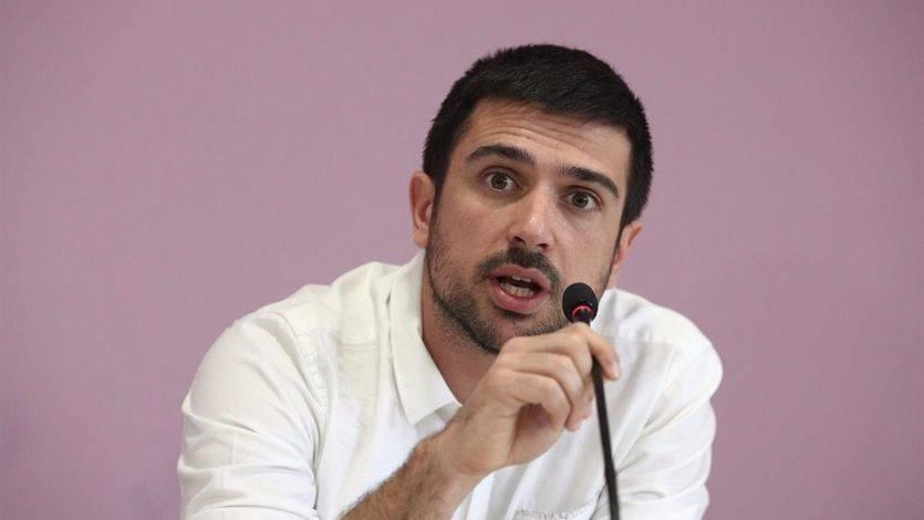 Ramón Espinar ganó 20.000 euros tras vender un piso protegido que no podía pagar