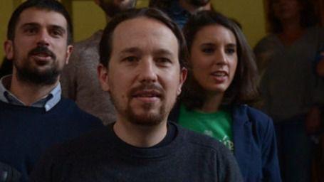 La cúpula de Podemos cierra filas con Espinar y denuncia un ataque de la