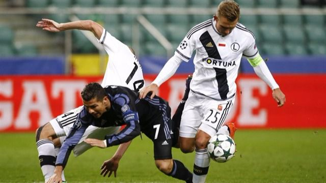 Champions: el Madrid bordea al ridículo y se deja empatar en Varsovia un partido que tenía ganado (3-3)