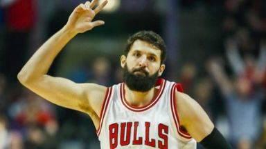 NBA: Mirotic vuelve a brillar, pero 'sus' Bulls pierden su primer partido de la temporada (100-107)