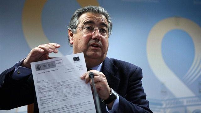 Juan ignacio zoido nuevo ministro del interior para for Nuevo ministro del interior