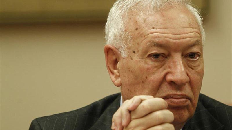 Los ministros García-Margallo y Fernández Díaz salen del Gobierno