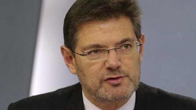 Rafael Catalá: continuidad en Justicia y premiado por pacificar el sector que dejó incendiado Gallardón