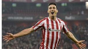 Histórico 'Superaduriz': sus cinco goles tumban al Genk y 'devuelven' a Europa al Athletic (5-3)