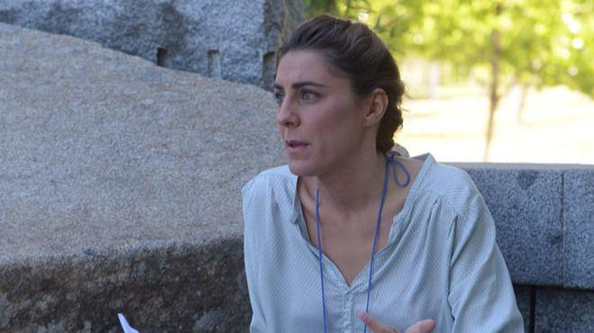 Lorena Ruiz-Huerta (Podemos): 'Ramón Espinar dio una lección sobre cómo debe ser un cargo público'