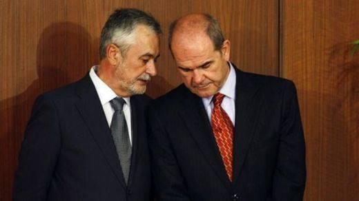 El juez del 'caso de los ERE' abre juicio oral contra Chaves y Griñán