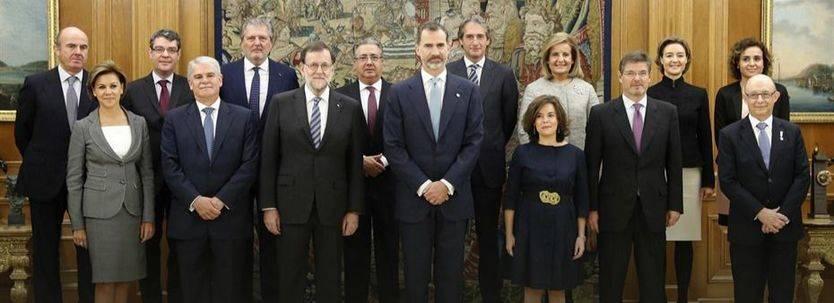 Comienza a conocerse el pasado más oscuro de algunos de los nuevos ministros de Rajoy
