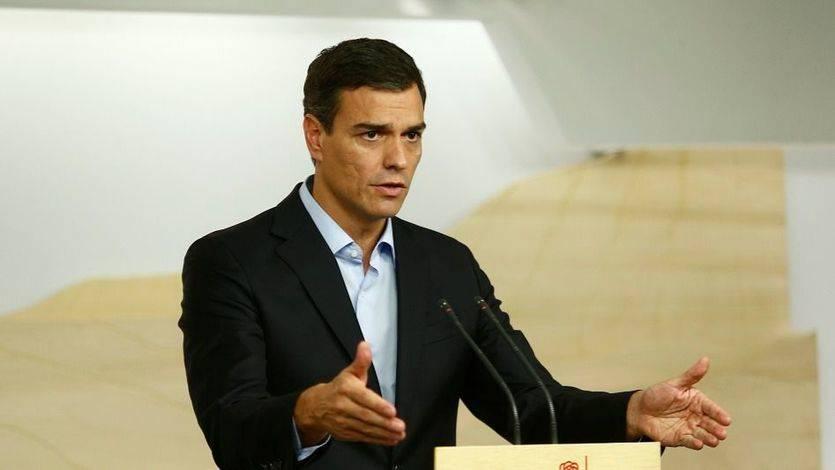 Pedro Sánchez reúne ya a 60.000 simpatizantes en su web para preparar su pulso a la gestora